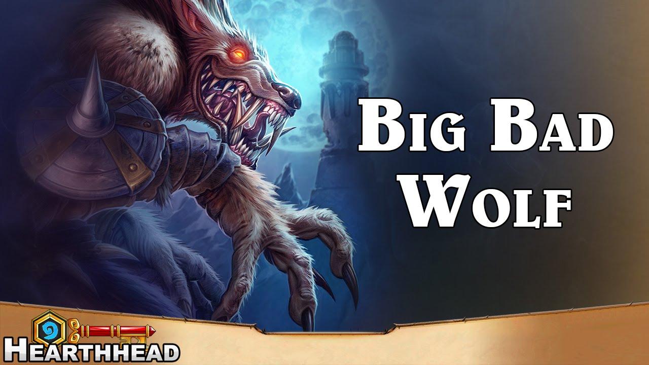 heroic big bad wolf