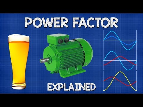 Power Factor Explained - The basics what is power factor pf