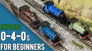 An Introduction to 0-4-0 Tank Engines