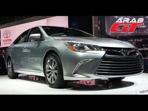 Toyota Camry 2015 تويوتا كامري - YouTube