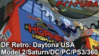 DF Retro: Daytona USA and Why Frame-Rate Has Always Mattered