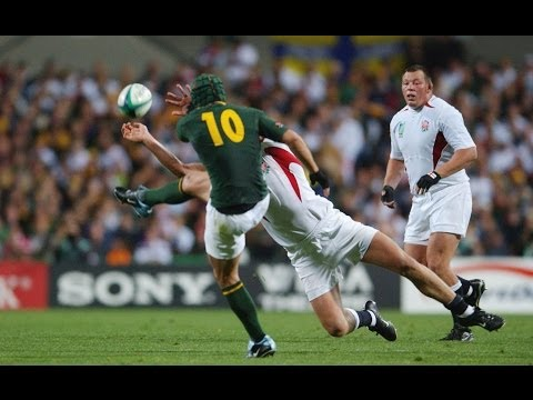 Rugby World Cup 2003 Highlights: England 25 South Africa 6