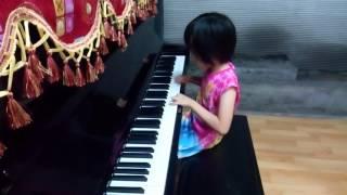 Gambar cover Piano.Bagi TUHAN tak ada yang mustahil..elvyna ardine