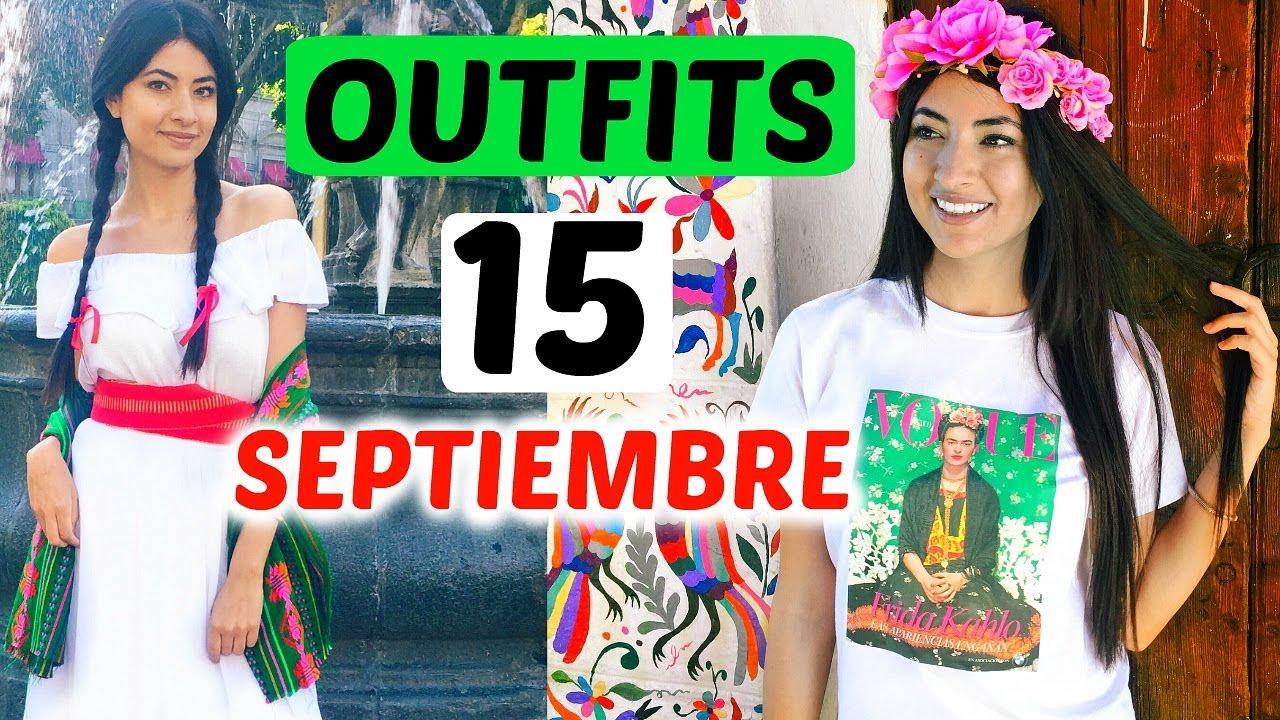 Outfits Para El 15 De Septiembre