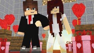 ME CASEI E ELE FICOU COM MUITO CIÚME DO GUSTAVO ! Minecraft Aventura EP 09