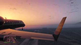 Saved by the Landing Gear - GTA V (Xbox One)