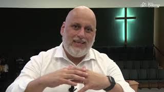 Diário de um Pastor com o Reverendo Luiz Renato Maia - Mateus 26:35 - 07  Do chamado a missão
