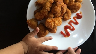 Chicken Nuggets Recipe  Crispy fried Chicken Nuggets  Chicken Nuggets