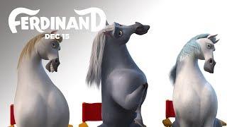 Ferdinand | Straight From The Horses Mouth: Three Beautiful Horses | 20th Century FOX thumbnail