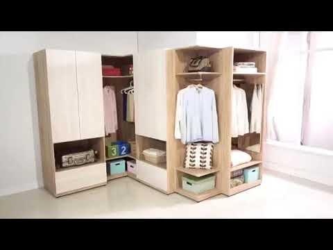 DS德新傢俱 葛瑞絲系列組合衣櫃