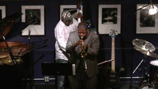 James Ross @ Keyon Harrold (Trumpeter) - Jazz at The Bistro (St. Louis) CD release