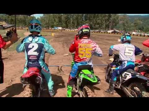 2016 Rockstar Energy Drink Motocross Nationals - R1 - Kamloops, BC