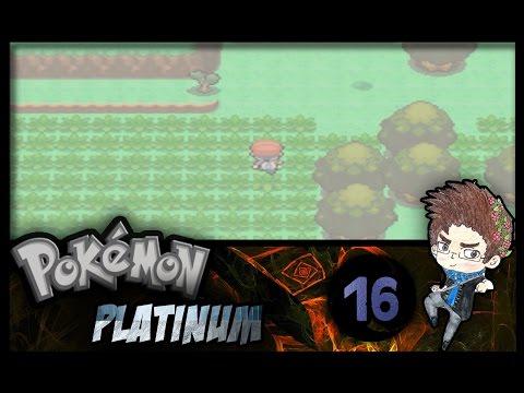 Pokemon Platinum Randomized-Locke:Part 16:The Great Trek