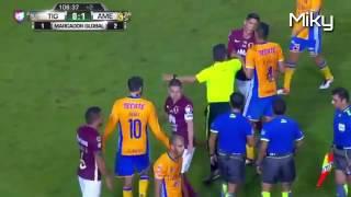 Tigres Vs America Final Vuelta Resumen Completo Liga Bbva Bancomer Apertura 2016