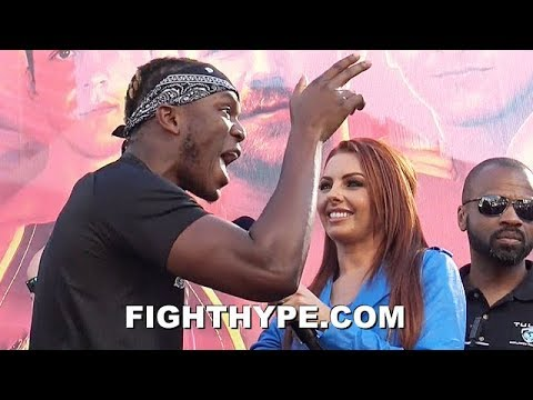 """KSI FINAL WORDS FOR LOGAN PAUL: """"IT'S OVER FOR HIM…HE KNOWS HE'S FINISHED"""""""