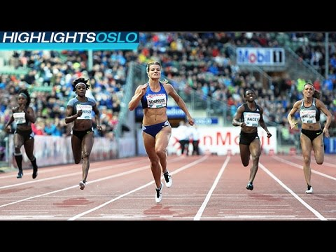 Oslo 2016 Highlights - IAAF Diamond League