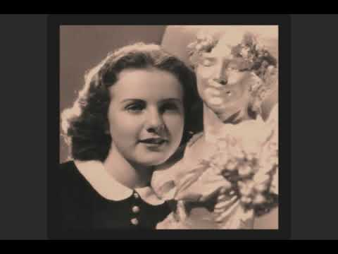 DEANNA DURBIN SINGS - WILL YOU REMEMBER - sigmund romberg - 1937