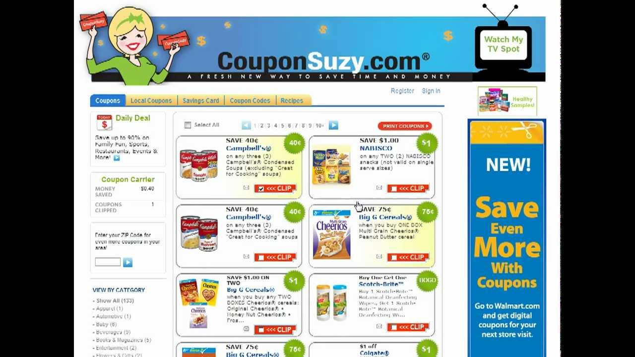 I hate coupon suzy