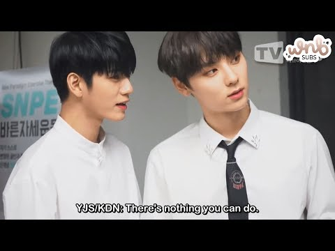 [ENG SUB] 180923 TV Daily's Waiting Room Attack - Wanna One By WNBSUBS