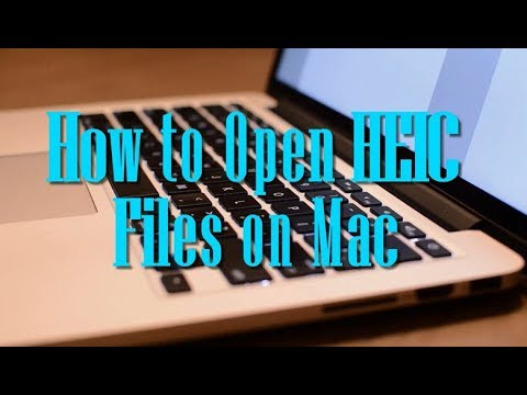 Easy Ways to View HEIC Files on Mac