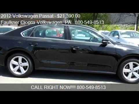 2012 Volkswagen Passat SE - for sale in Allentown, PA 18103