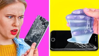 10 GENIUS DIY PRANKS || Funny Pranks On Teachers And School Hacks by 123 Go! Gold