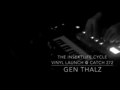 Gen Thalz was live... [The Insektlife Cycle Temple Of The Soul Vinyl Album Launch @ Catch 272]