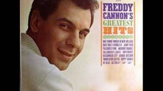 Freddy Cannon - Indiana ( 1960 )