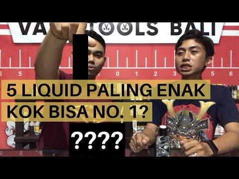 LIQUID CREAMY TERBAIK DAN TERENAK DI TAHUN 2019 VERSI VAPE TOOLS BALI