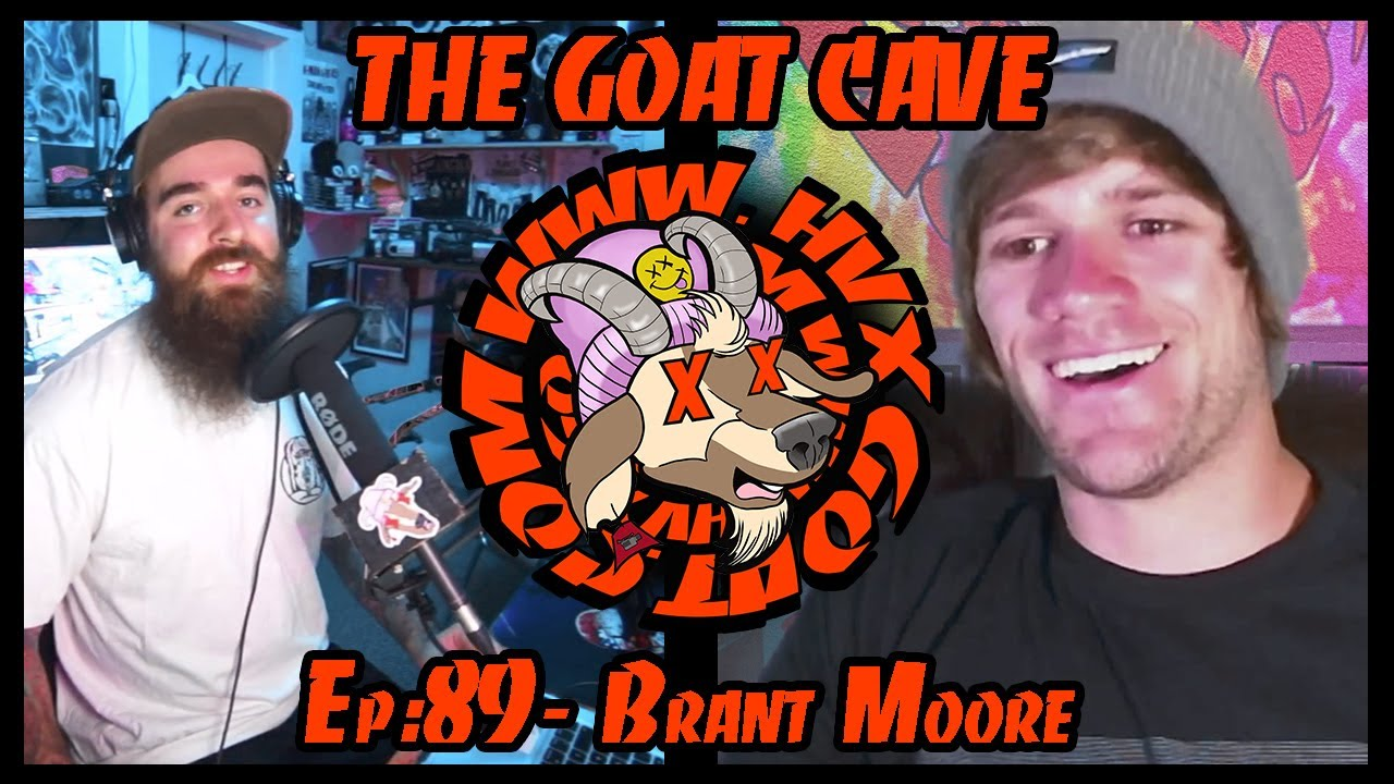 The Goat Cave Podcast (Ep:89-Brant Moore)