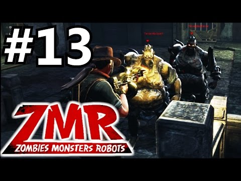 THAT WAS RIDICULOUS!!!▐ Zombies Monsters Robots: Shanghai Surprise - Expert Difficulty