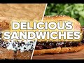 8 Sandwiches To Satisfy Your Hunger •Tasty