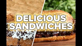 8 Sandwiches To Satisfy Your Hunger • Tasty