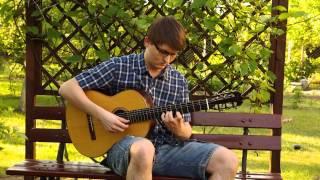 Celtic Irish Music - The Green Island (Acoustic Guitar)