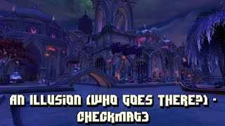 An Illusion (Who Goes There?) - Checkmat3