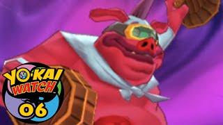 YO-KAI WATCH ÉPISODE 6 FR - Crocho, un cochon aux bains