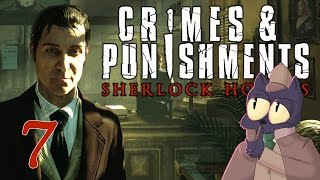The case of the brotherly love - SHERLOCK HOLMES: CRIMES AND PUNISHMENTS - Part 7