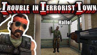 Hallo! | Trouble in Terrorist Town - TTT | Zombey