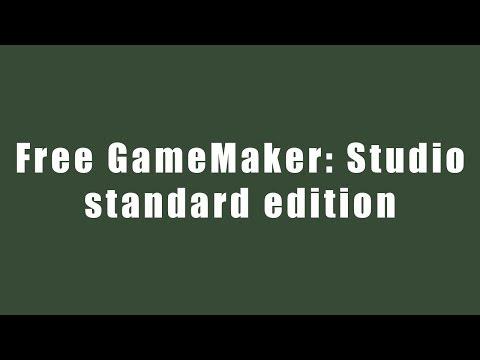 GameMaker: Studio standard edition now FREE!!