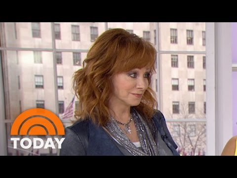 Reba Shares Her Moment With Fan On 'The Voice' | TODAY
