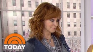 Reba Shares Her Moment With Fan On 'The Voice'   TODAY