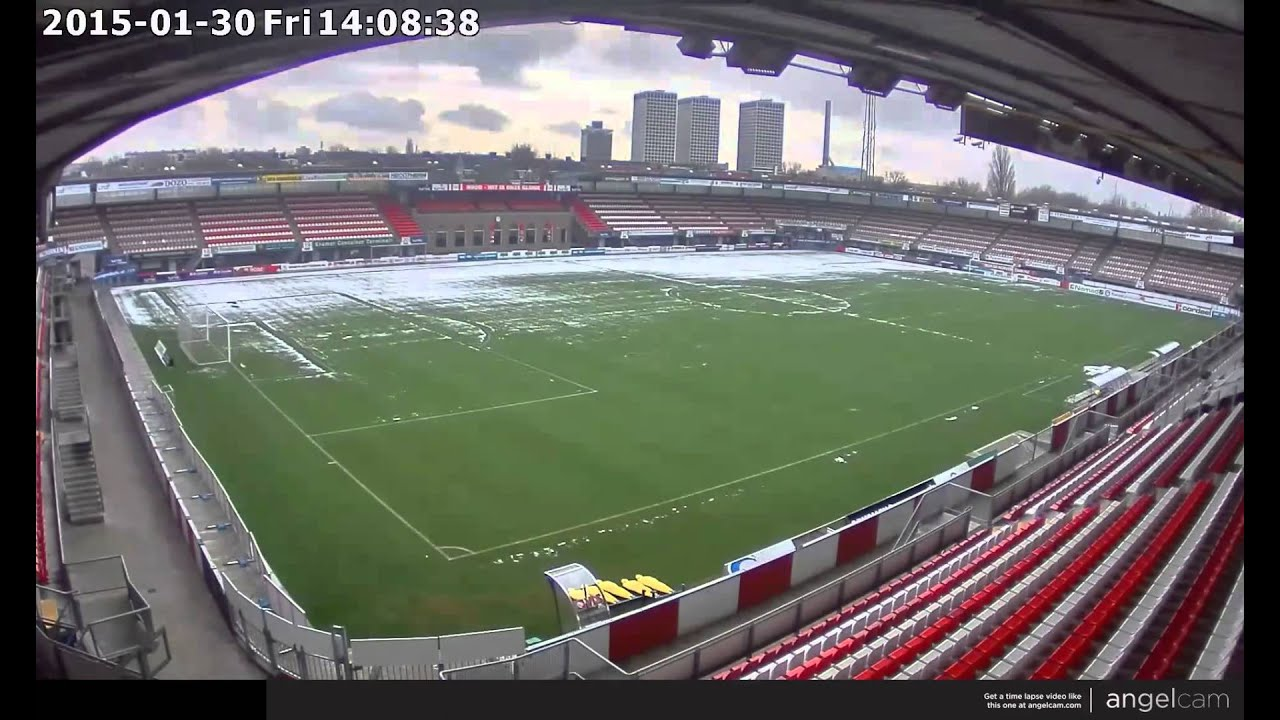 Sparta Stadion Rotterdam