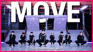 Move - SF9(에스에프나인) cover dance by / DAREDEVIL
