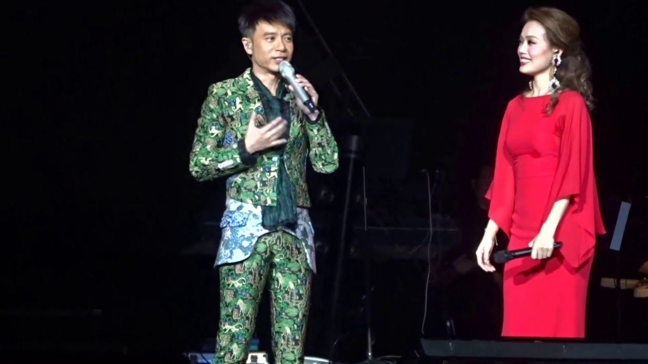 Joey Yung and Hacken Lee Concert at Mohegan Sun 容祖兒李克勤巡迴演唱會   Vlog 213