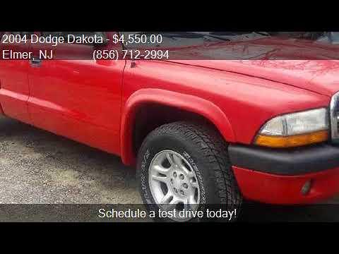 2004 Dodge Dakota Sport 2dr Club Cab Rwd SB for sale in Elme
