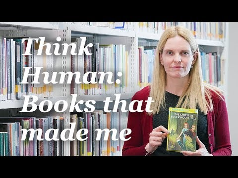 Books That Made Me: Prof Anne-Marie Kilday   Think Human Festival   Oxford Brookes University