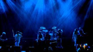 Skillet on the Nickelback The Hits Tour: Paris 2013