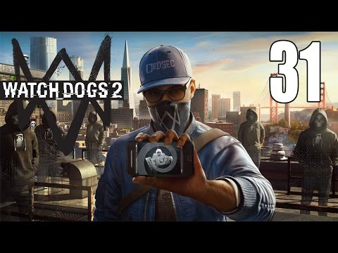 Watchdogs 2 - Gameplay Walkthrough Part 31: Robot Wars