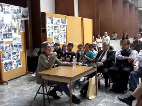 Jesús Vargas en la ENCB
