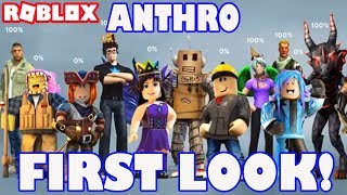 A First Look At ANTHRO! 😱- News on R30 Update in Roblox - RDC 2018 - Roblox Developer Conference